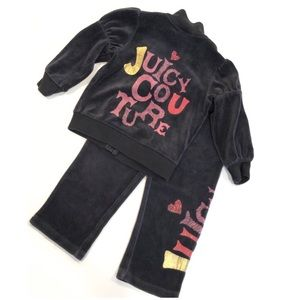 Juice Couture Velour Sweatsuit